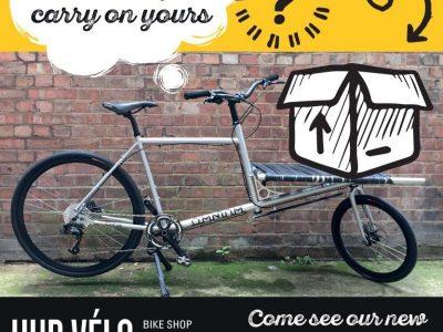 Cargo Bike in London