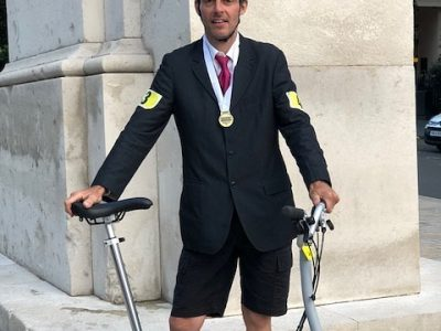 The 8th Fastest Brompton In the World